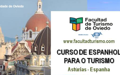 Spanish course in the field of tourism