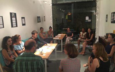 Cross-cultural education Workshop at Fala Brasil