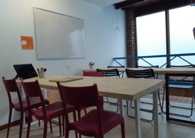 Fala Brasil class room